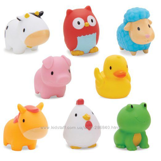 Резиновые игрушки Munchkin