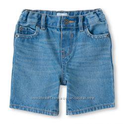Джинсовые шорты Childrens Place 12-18 мес, до 2 лет