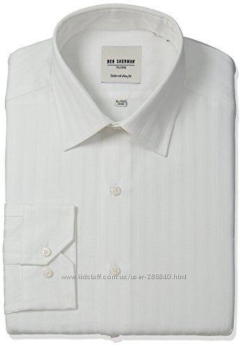 Белая рубашка Ben Sherman XL, 17