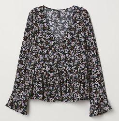 Блуза H&M XS