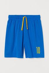 Спортивные шорты H&M 2-4, 4-6, 6-8, 8-10 лет
