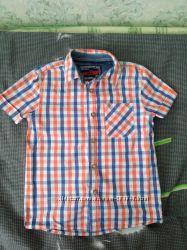 Рубашки для мальчика Next, 6, 7 лет