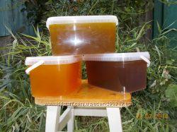 Первосортный мед с домашней пасеки