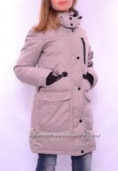 Практичная удлиненная куртка от JustPlay, Словакия. Три цвета