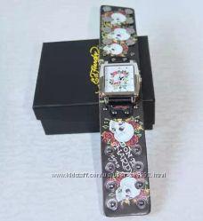 Дизайнерские часы от Ed Hardy - великолепный подарок. В наличии.