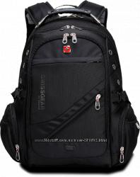 Фирменый швейцарский рюкзак Wenger SwissGear. Качественный городской рюкзак