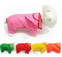 Недорогие дождевики для собак разных пород. Плащ для собак. Одежда для соба
