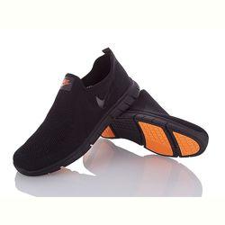 Мужские кроссовки Nike сетка - легкие и удобные 41-45р. Супер-комфортные.