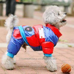 Зимняя одежда для собак. Теплые и непромокаемые вещи для Ваших любимцев.