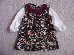 Сарафанчик платье для дівчинки 12-18 міс.