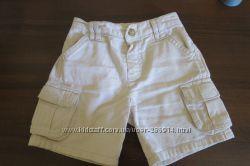 Модные шорты Mothercare на возраст 1-2,5 лет  на мальчика