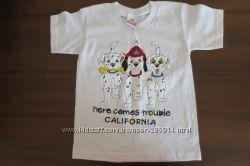 Красивая футболка на 4-5 лет Intex Activewear США