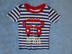 Красивая футболка Children place 1, 5-2, 5 года