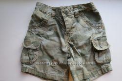 Классные шорты на мальчика 1-2, 5 года Old Navy