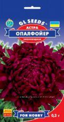 Семена Астр и др. цветов от Gl Seeds