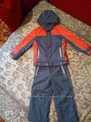 Зимний фирменный комбинезон Reebok на 6-8 лет
