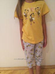 Пижама с пчелками