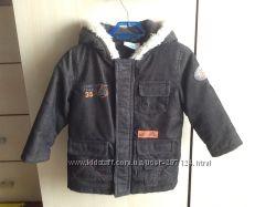 Вельветовая курточка Topolino размер 86