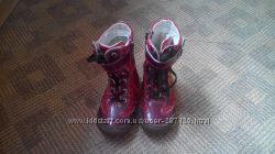 Деми ботиночки в хорошем состоянии