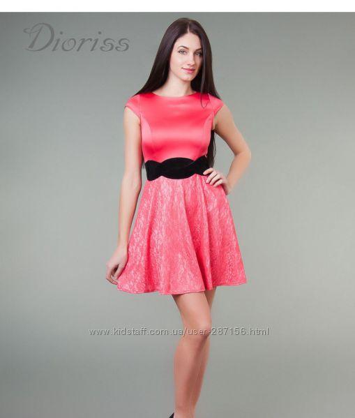 Красивые платья 46-48 размеры