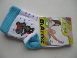 Новые носочки и пинетки для деток разных производителей