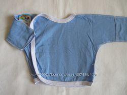 Новые тонкие распашонки для новорожденных