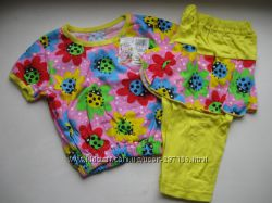 Новые летние комплекты для девочек 20-28 размер