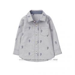 Рубашки мальчикам 3-5 лет Джимборри