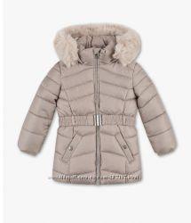 Удлиненные деми куртки девочкам С-А Германия 98-116
