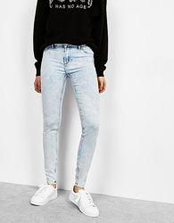 Женские джинсы Бершка 30