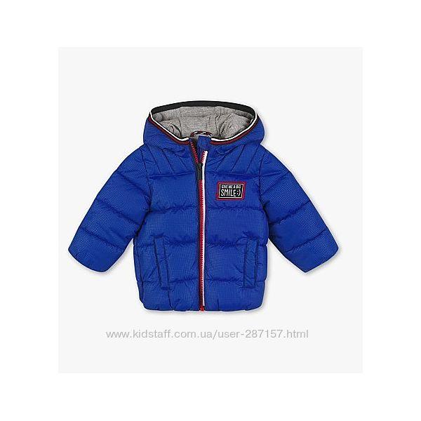 Куртки мальчикам 80 86 92