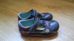 Летние туфельки для девочки бренда Hush Puppies 16, 5 см
