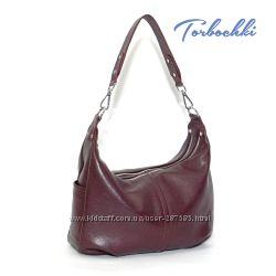 Женская сумка Хобо из натуральной кожи. Выбор цвета, 1550 грн ... 74a0931b9eb