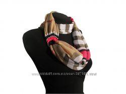 Универсальный платок-шаль-чалма. Дизайнерская коллекция