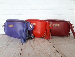 Летние поясные сумочки. Разные цвета