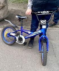 Детский велосипед Stern rocket 16