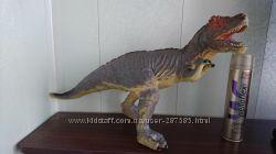 Резиновые динозавры. Фигурки динозавров