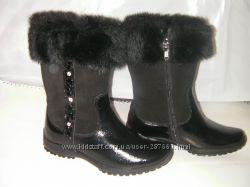 Новые зимние   сапоги Tiranitos