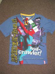 Новая футболка MARVEL