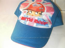 новые кепки Betty Boop,