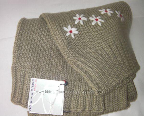 Новый шарф SELA 2 цвета -недорого