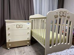 Детская итальянская мебель Pali в состоянии новой