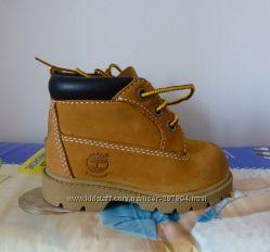 Кожаные ботиночки timberland оригинал
