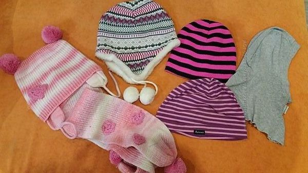 Красивые шапки C&A, H&M Германия