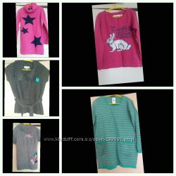 Жилетка, свитер, кофта, туника, платье C&A H&M Германия