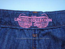 Джинсовые шорты женские длинные 44-46 размер отличное состояние