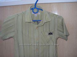 Тениска - 116-122р, хлопок дышащий, отличное качество