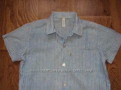 Тениска 110-116 рост хлопок отменного качества, Индия
