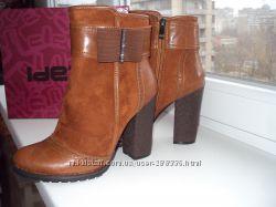 Ботинки Новые демисезонные 38 р, 25, 5 см высокого качества