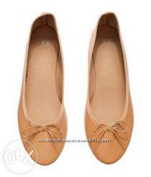балетки h&m